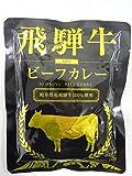 飛騨高山 飛騨牛ビーフカレー 1人前×2袋セット 使用牛肉飛騨牛100%