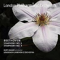 ベートーヴェン:交響曲 第1番&第4番