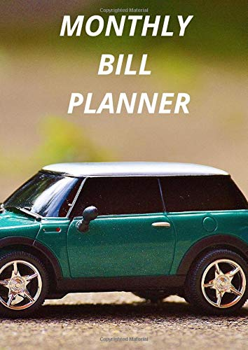 Bill planner: annual expenditure planner