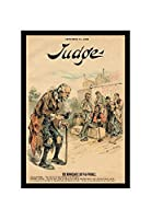 """"""" Judge Magazine : The民主リップヴァンウィンクル(キャンバス20x 30)"""
