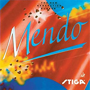 Stiga Mendo Table Tennisラバー