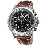 Aeromatic1912(エアロマティック) 腕時計 電池式クォーツ クロノグラフ メンズ A1222B [並行輸入品]
