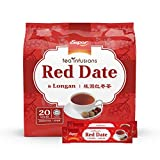 Super Red Date and Longan Tea, 20 sticks