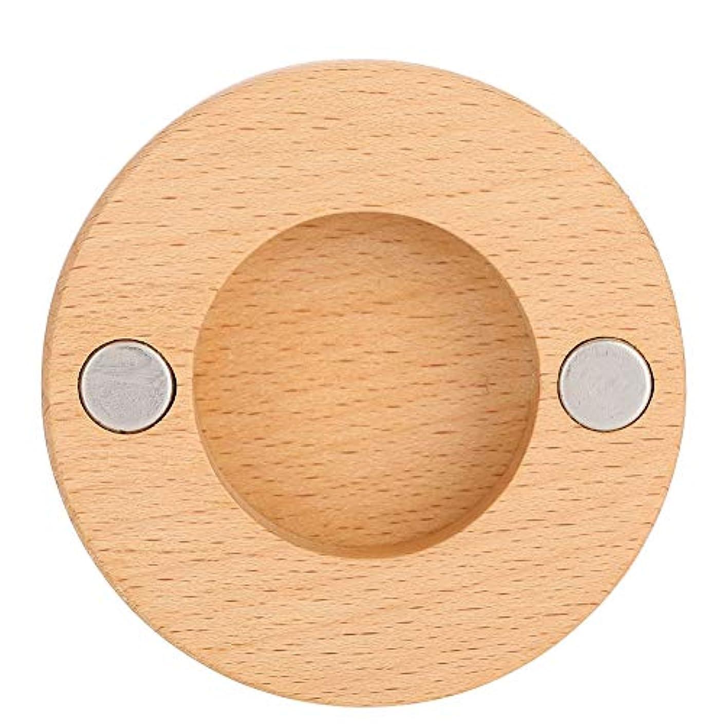 軽く迷信台無しにヘアドライヤーノズルブラケット、ネジと接着剤が付いているブナの木の壁の台紙のホールダーは用具を浴室をきれいに保ちます、ドライヤーのダイソンのための付属品の付属品