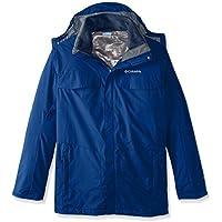 Columbia Sportswear Men's Tall Bugaboo Interchange Jacket Marine Blue/Collegiate Navy XLT [並行輸入品]