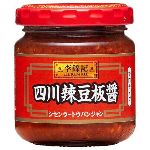 エスビー食品 李錦記四川辣豆板醤 90g瓶×12個入×(2ケース)