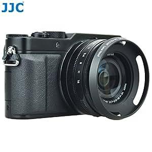 パナソニック LX100 対応レンズフード ブラック (JJC LH-43LX100)