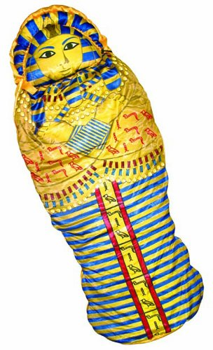 王の証 ツタンカーメン寝袋 ~ファラオの寝心地~
