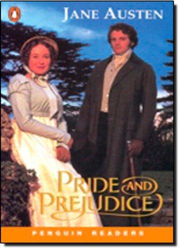 *PRIDE AND PREJUDICE               PGRN5 (Penguin Reading Lab, Level 5)の詳細を見る
