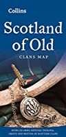 Scotland of Old Clans Map (Collins Pictorial Maps)【洋書】 [並行輸入品]