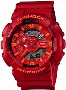 [カシオ]CASIO 腕時計 G-SHOCK Blue and Red Series GA-110AC-4AJF メンズ