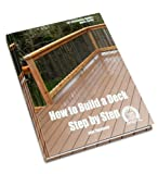 How to Build a Deck: Step by Step (DIY Renovation Guides Book 1) (English Edition) 画像