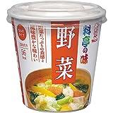 マルコメ カップ料亭の味野菜 25g×6個