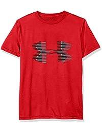 [アンダーアーマー] トレーニング/Tシャツ Tech Big Logo Solid Tee 1306073