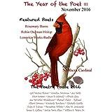 The Year of the Poet III ~ November 2016: Volume 35
