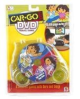 Car-Go Fun: Go Diego Go! And Dora DVD Travel Game by Mattel [並行輸入品]