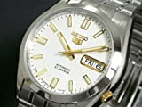 [セイコー] SEIKO 腕時計 自動巻き セイコー5 ファイブ 日本製 SNKE81J1 メンズ 海外モデル [逆輸入品]