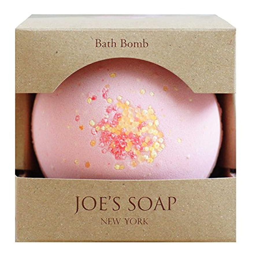 ナラーバープレート先史時代のJOE'S SOAP ( ジョーズソープ ) バスボム(PEONY) バスボール 入浴剤 保湿 ボディケア スキンケア オリーブオイル はちみつ フト プレゼント