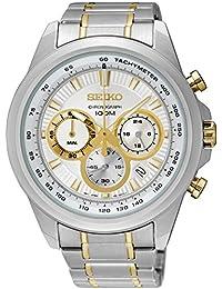[セイコー]SEIKO 腕時計 QUARTZ CHRONOGRAPH クオーツ クロノグラフ SSB245P1 メンズ [並行輸入品]
