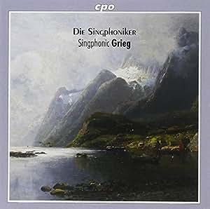 グリーグ:男声合唱のための無伴奏合唱曲集