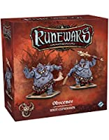FFG RWM37 Rune Wars: Obscene Games, Multicolor