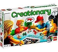 LEGO - Creationary Game - 3844 - レゴ クリエーションナリ ゲーム(英語版)