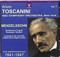 Conducts Mendelssohn Symphony 3/Mid