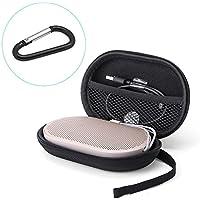 Gubest B&O Play P2 対応 専用のケース、B&O Play BeoPlay P2 Bluetoothスピーカー用EVAケースキャリングケース収納バッグ ブラック