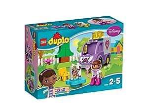 レゴ (LEGO) デュプロ ドックはおもちゃドクター 救急車のロージー 10605