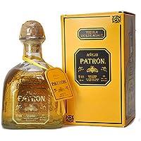 パトロン アネホ テキーラ 750ml 40度 箱付 [並行輸入品]高級テキーラ