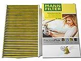 MANN 高性能エアコンフィルター (プジョー/307) FP 2940 (T5・T5NFU・T5RFN・T5RFJ・T5RFK   2001/10-2008/06)  天然ポリフェノール配合