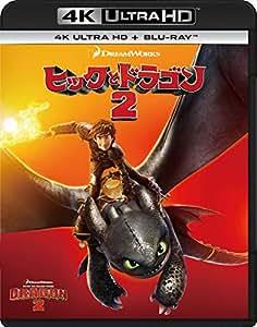 ヒックとドラゴン2 4K Ultra HD+ブルーレイ[4K ULTRA HD + Blu-ray]