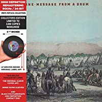 Message From A Drum - Cardboard Sleeve - High-Definition CD Deluxe Vinyl Replica by Redbone