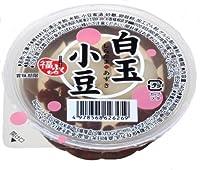 マルシン食品 N-36 白玉ゼリー小豆140g×12個
