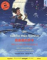 Mi sueño más bonito – Wǒ zuì měi de mèngxiāng (español – chino): Libro infantil bilinguee, con audiolibro descargable