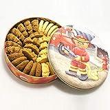 ジェニーベーカリー クッキー 詰め合わせ 4mix S 缶 ギフト おしゃれ かわいい 焼き菓子 スイーツ 香港 聡明小熊 香港 JennyBakery cookie 正規品 1缶