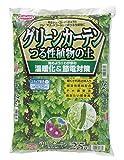 サンアンドホープ グリーンカーテンつる植物の土 25L