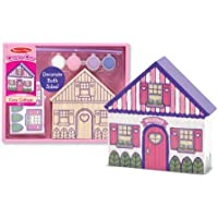 Melissa & Doug Decorate-Your-Own Cozy Cottage [並行輸入品]