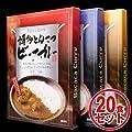 博多とんこつバカカカレー10食×2 〓20食セット〓(レトルトカレー)