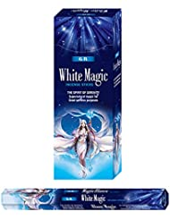 White Magic Incense-120 Sticks