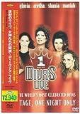 世紀のライヴ、女神たちの競演~ディーヴァズ・ライヴ [DVD]