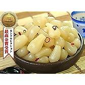 【 樽味屋 】 宮崎県産 カリカリらっきょう8袋セット