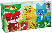 LEGO DUPLO My First My Firstパズルペット10858建物キット( 18ピース)