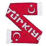 Turkiye ターキー サッカーニットスカーフ