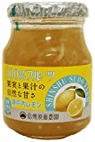 信州須藤農園 砂糖不使用 100%フルーツ 瀬戸内レモンジャム 185g