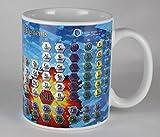 周期表マグカップ 113元素(ニホニウム掲載)決定号