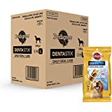 PEDIGREE DENTASTIX Large Dog Dental Treats 56 Pack, 56 Count