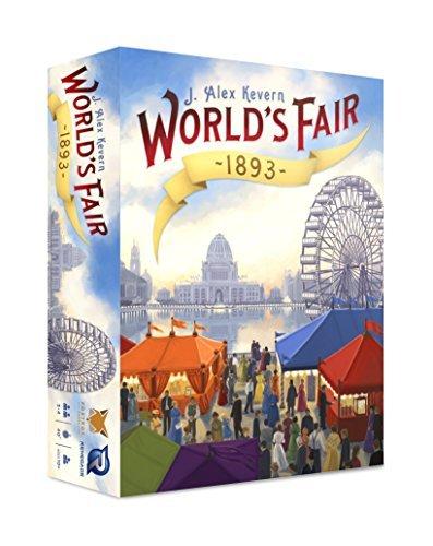 ワールズフェア 1893 (World's Fair 1893)