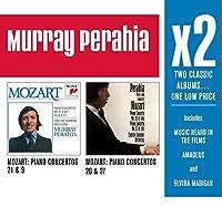 X2: Mozart Piano Ctos 9 & 21 / Mozart Piano Ctos