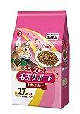 キャネットチップ 毛玉サポート お肉とお魚ミックス 2.7kg